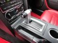 Red Leather Transmission Photo for 2005 Ford Mustang #59149847