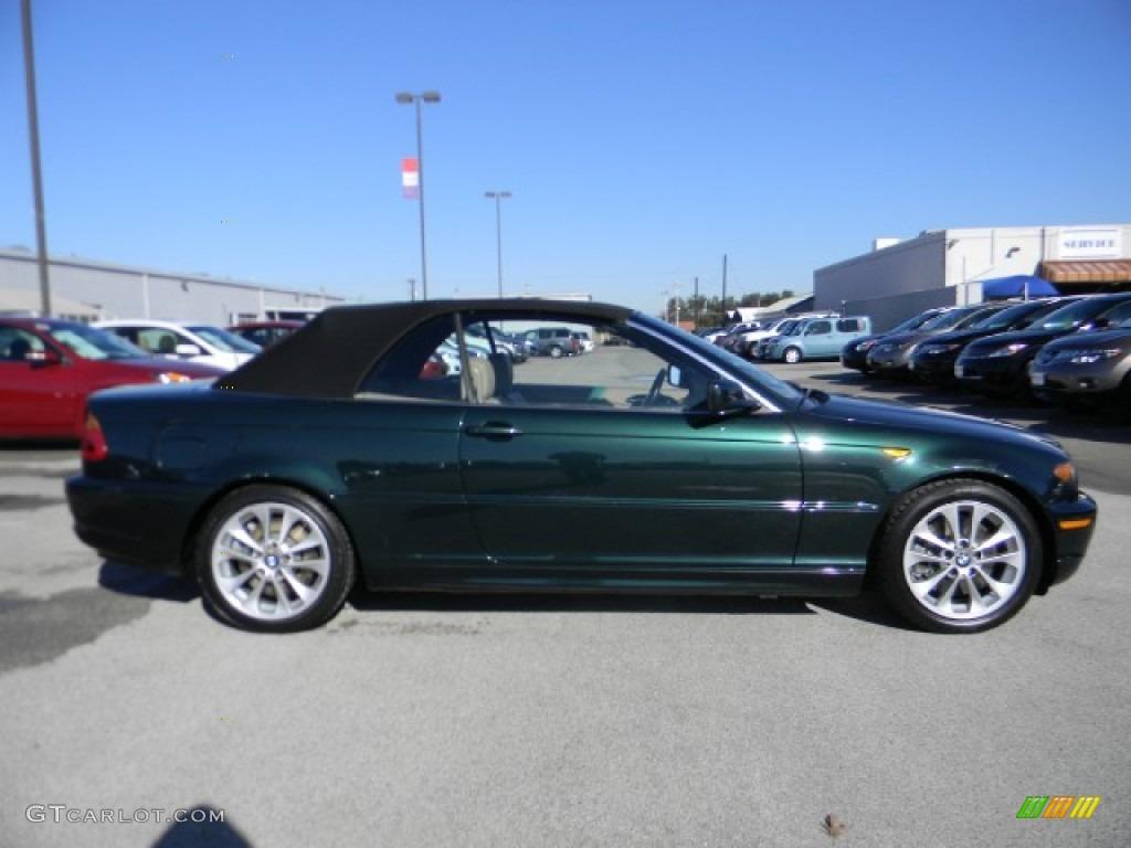 Oxford green metallic 2004 bmw 3 series 330i convertible exterior photo 59156828 gtcarlot com
