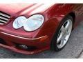 Firemist Red Metallic - CLK 500 Cabriolet Photo No. 20