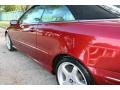 Firemist Red Metallic - CLK 500 Cabriolet Photo No. 23