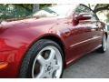 Firemist Red Metallic - CLK 500 Cabriolet Photo No. 26