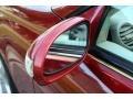 Firemist Red Metallic - CLK 500 Cabriolet Photo No. 27