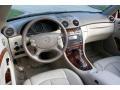 Dashboard of 2005 CLK 500 Cabriolet