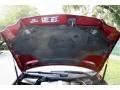Firemist Red Metallic - CLK 500 Cabriolet Photo No. 89