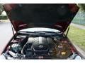 Firemist Red Metallic - CLK 500 Cabriolet Photo No. 90