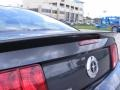 2007 Alloy Metallic Ford Mustang V6 Deluxe Coupe  photo #10