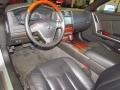 Ebony 2007 Cadillac XLR Interiors