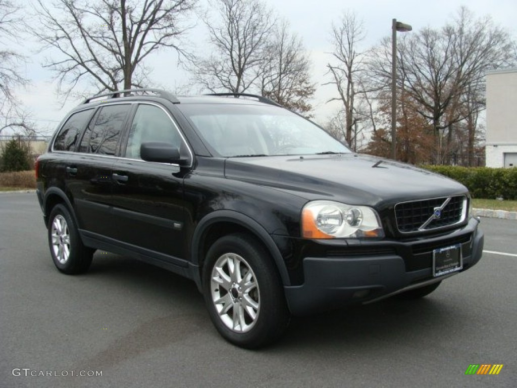 black 2004 volvo xc90 t6 awd exterior photo 59175692. Black Bedroom Furniture Sets. Home Design Ideas