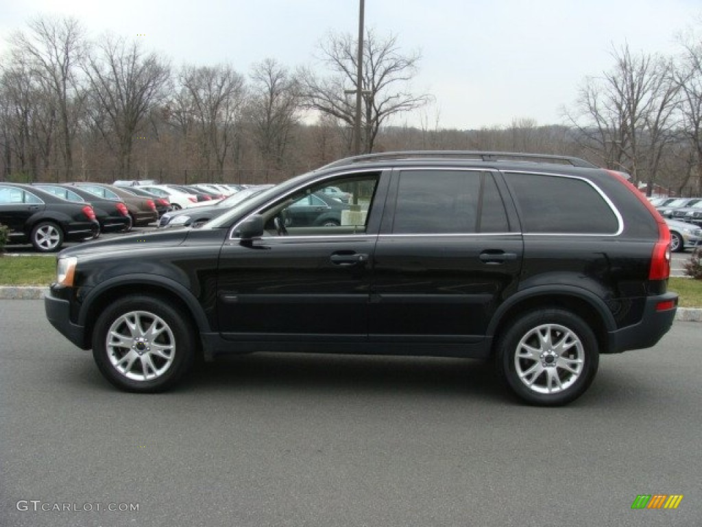 black 2004 volvo xc90 t6 awd exterior photo 59175716. Black Bedroom Furniture Sets. Home Design Ideas