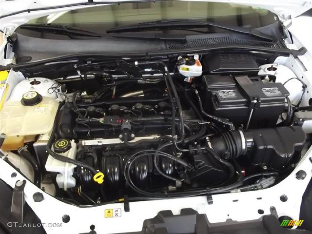 2006 ford freestyle engine diagram 2006 ford focus zxw se wagon 2.0l dohc 16v inline 4 ... 2006 ford 40l engine diagram #12