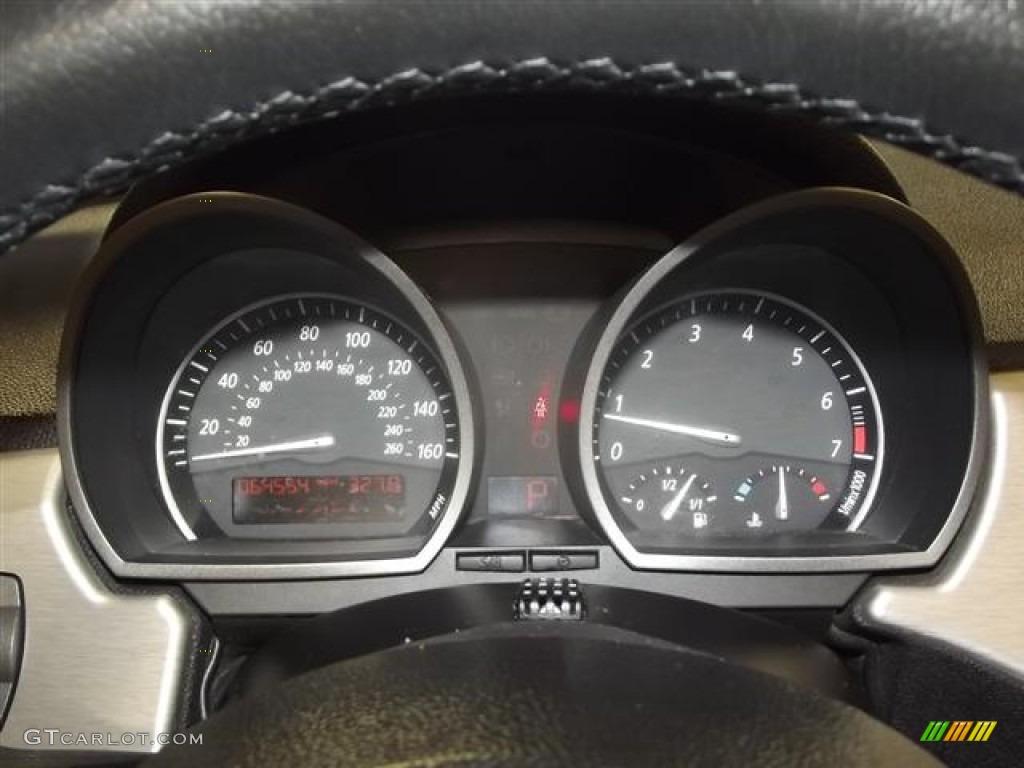 2004 Bmw Z4 3 0i Roadster Gauges Photo 59177021