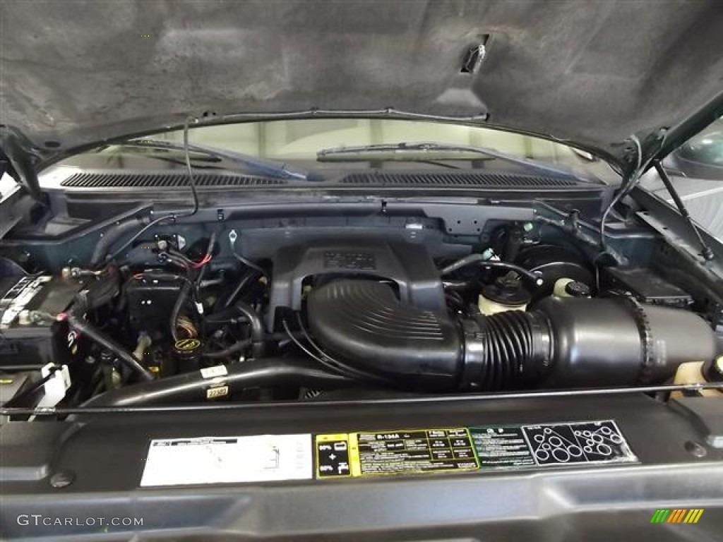 2002 Ford F150 Lariat Supercrew 5 4 Liter Sohc 16v Triton
