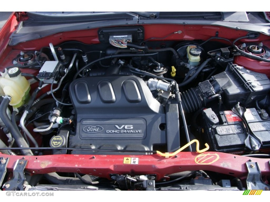 2002 ford escape 2002 Ford Escape Engine Diagram 2002 Ford Escape XLS