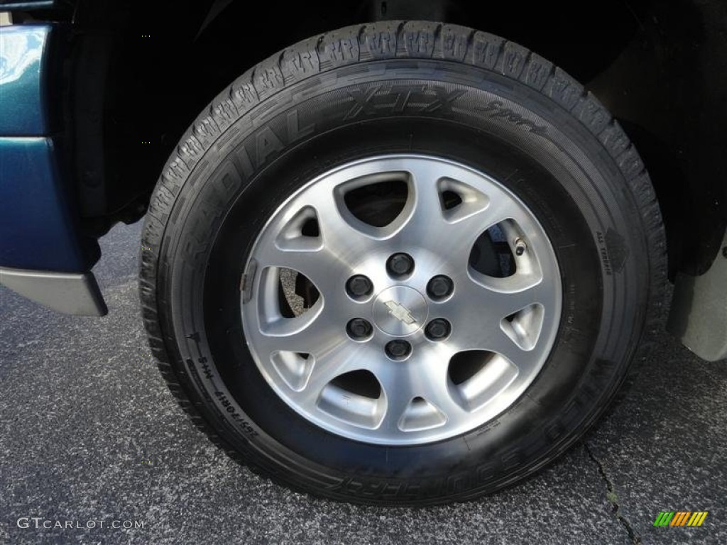 2005 Chevrolet Tahoe Z71 4x4 Wheel Photo 59192069