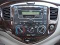 Controls of 2001 MPV LX