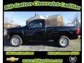Black 2012 Chevrolet Silverado 1500 Gallery