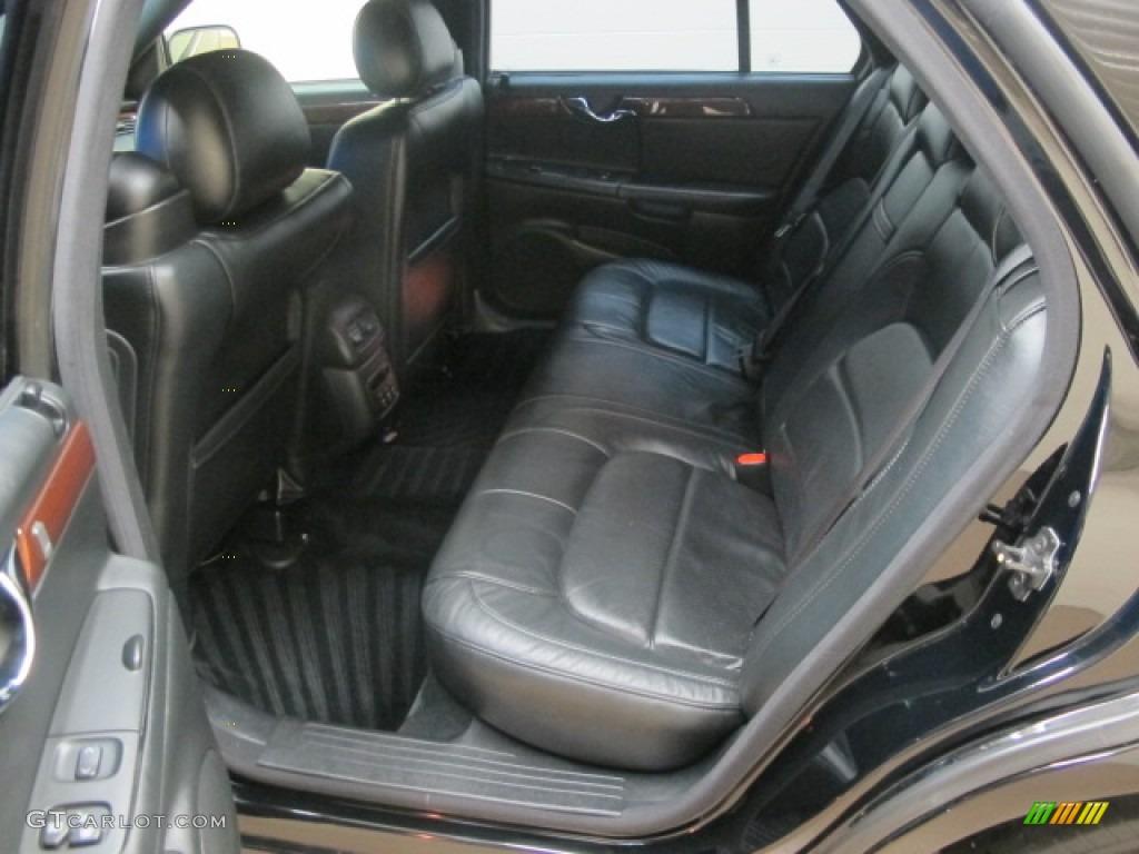 2002 Cadillac Deville Dts Interior Photos