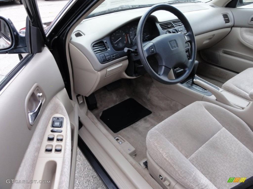 1997 honda accord ex sedan interior photo 59204845. Black Bedroom Furniture Sets. Home Design Ideas