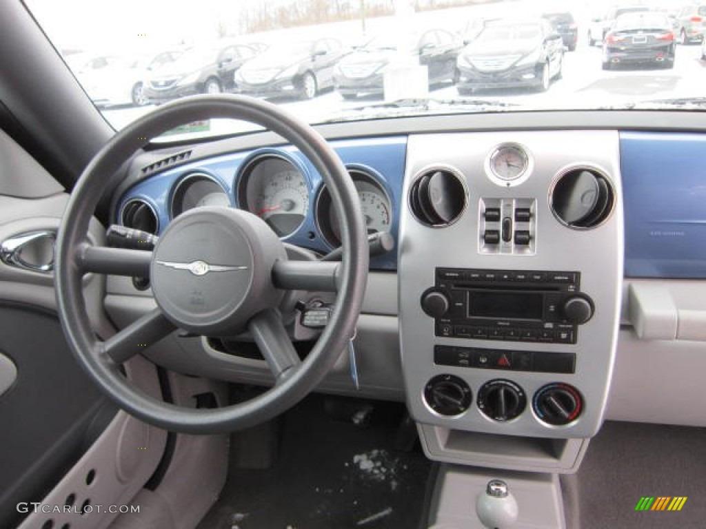 2007 Chrysler PT Cruiser Touring Convertible Pastel Slate Gray ... on 2007 chrysler lebaron, 2007 chrysler grand caravan, 2007 chrysler pt convertible, 2007 chrysler concorde, 2007 chrysler new yorker, 2007 chrysler crossfire srt-6, 2007 chrysler hhr, 2007 chrysler grand prix, 2007 chrysler lhs, 2007 chrysler town & country swb, 2007 toyota fj cruiser, 2007 chrysler town and country, 2007 chrysler voyager, 2007 chrysler cars, 2007 chrysler sebring, 2007 chrysler pacifica, 2007 chrysler town & country lx, 2007 chrysler 200 sedan, 2007 chrysler town & country touring,
