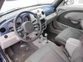 Pastel Slate Gray Prime Interior Photo for 2007 Chrysler PT Cruiser #59210333