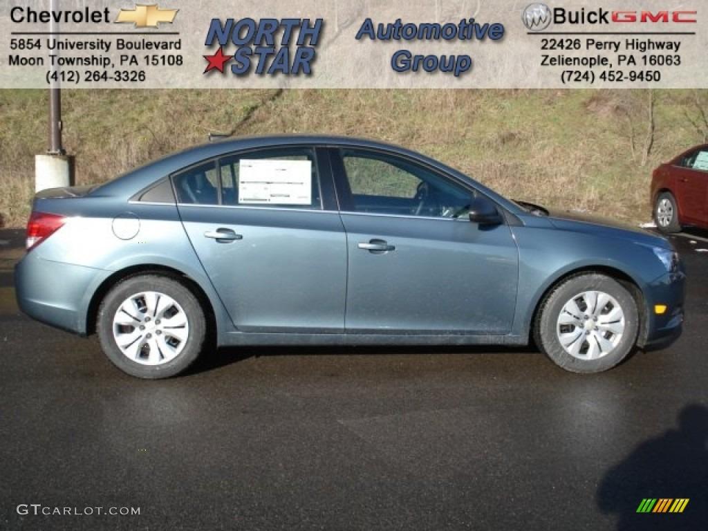 2012 Blue Granite Metallic Chevrolet Cruze LS #59168766 ...