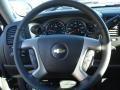 2012 Mocha Steel Metallic Chevrolet Silverado 1500 LT Crew Cab 4x4  photo #18