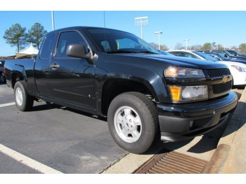 2007 chevrolet colorado ls extended cab data info and. Black Bedroom Furniture Sets. Home Design Ideas