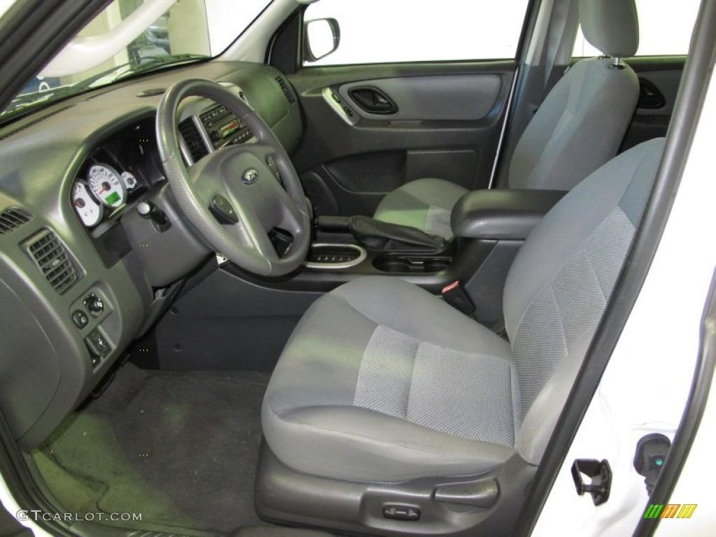 2006 Ford Escape Xlt V6 Interior Photos