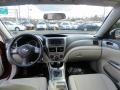 2009 Subaru Impreza Ivory Interior Dashboard Photo