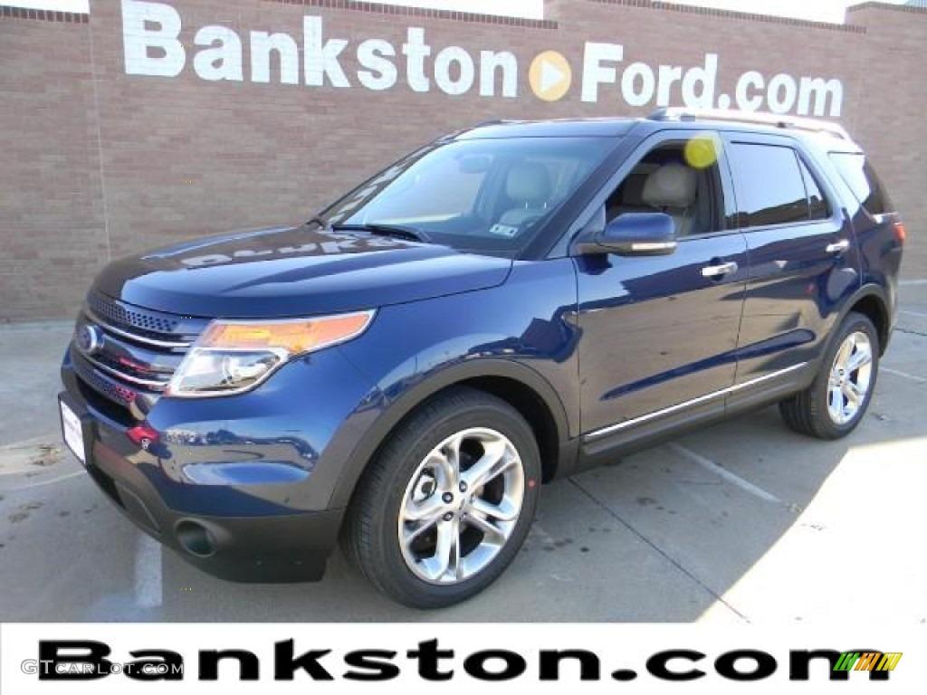 Ford Explorer 2013 Xlt Sterling Grey | Autos Weblog