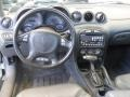 2002 Pontiac Grand Am Dark Pewter Interior Dashboard Photo