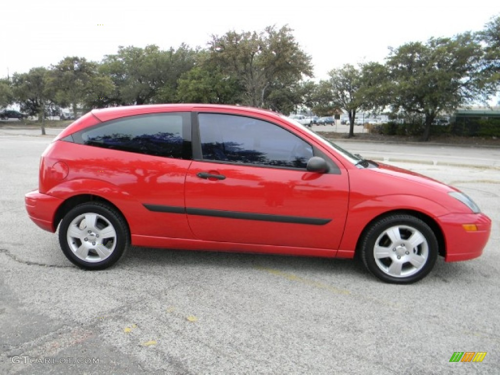 infra red 2003 ford focus zx3 coupe exterior photo. Black Bedroom Furniture Sets. Home Design Ideas