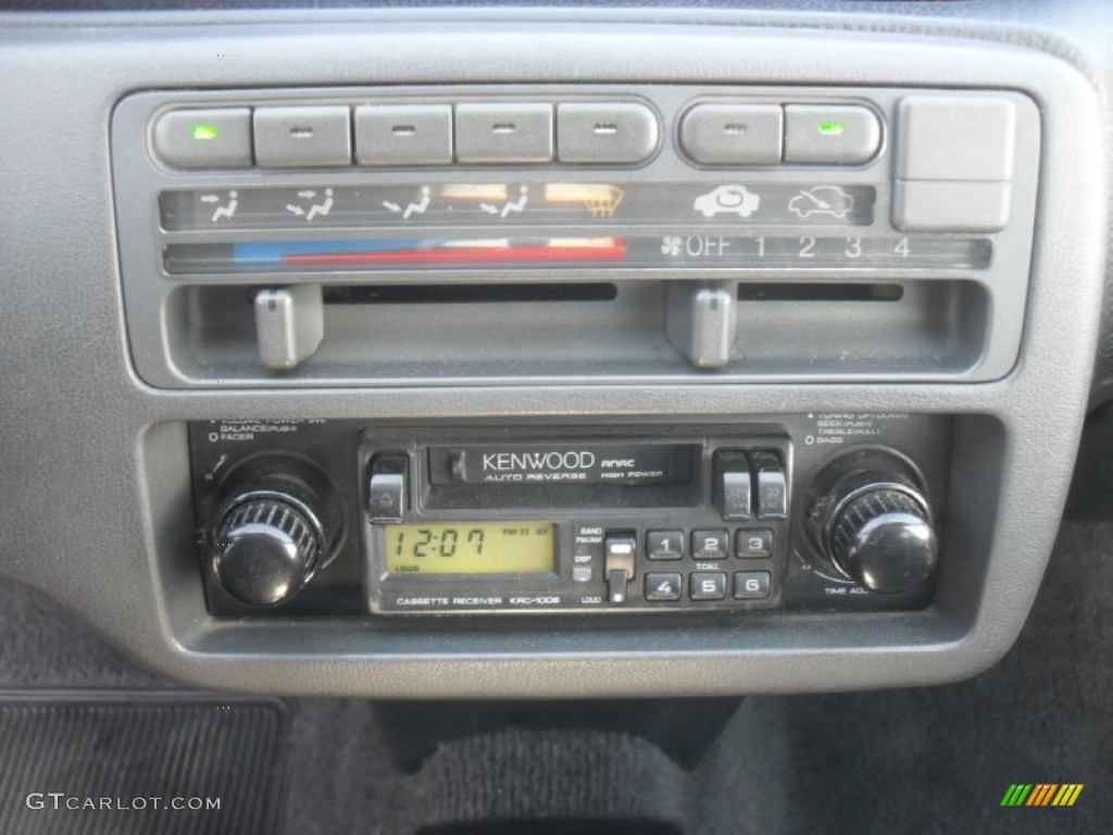1994 honda civic dx coupe audio system photo 59238654. Black Bedroom Furniture Sets. Home Design Ideas