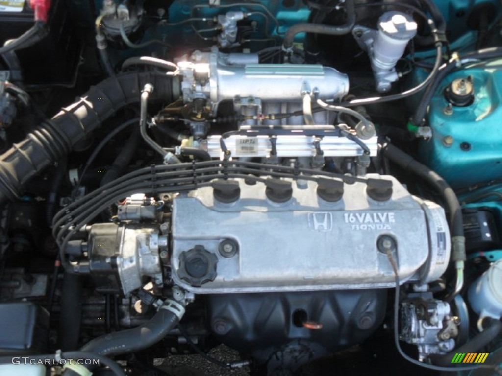 1994 Honda Civic Dx Coupe Engine Photos Gtcarlot Com