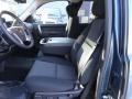 2012 Blue Granite Metallic Chevrolet Silverado 1500 LT Extended Cab 4x4  photo #10