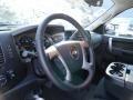2012 Blue Granite Metallic Chevrolet Silverado 1500 LT Extended Cab 4x4  photo #16