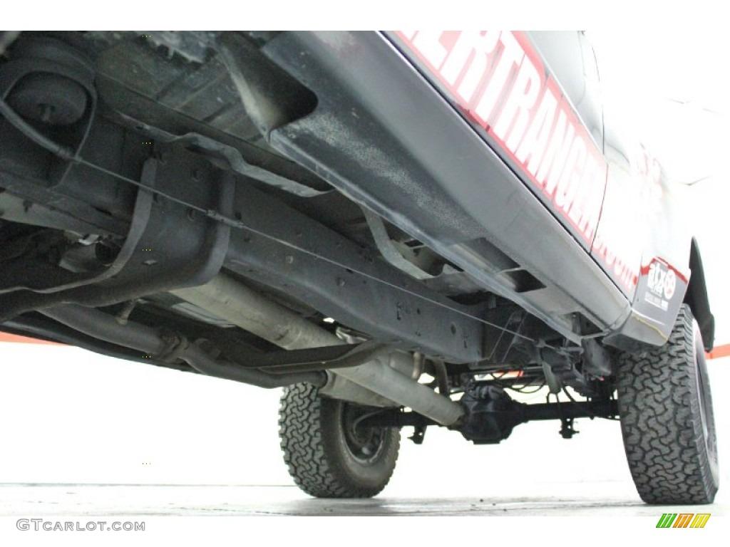 1999 ford ranger xlt extended cab undercarriage photos gtcarlot com