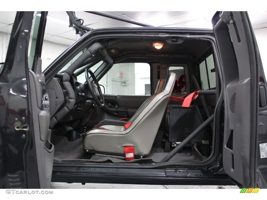 1999 ford ranger xlt extended cab custom interior for offroad racing photo 59252815