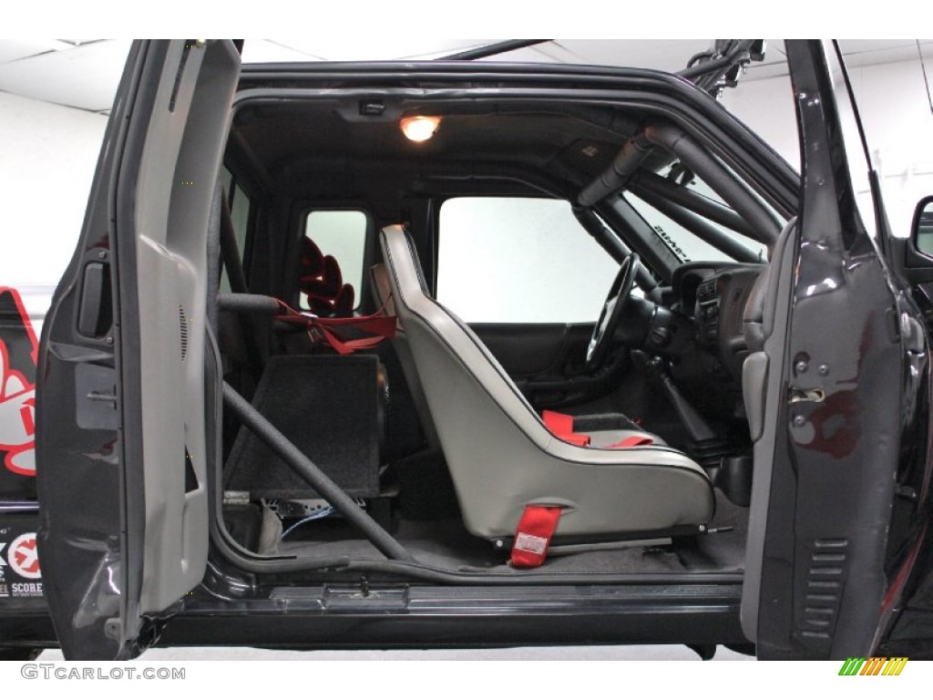 Custom interior for offroad racing 1999 ford ranger xlt extended cab parts