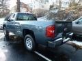 2012 Blue Granite Metallic Chevrolet Silverado 1500 Work Truck Regular Cab 4x4  photo #2
