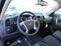 2012 Black Chevrolet Silverado 1500 LT Regular Cab 4x4  photo #11