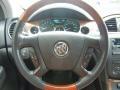 Ebony Black/Ebony Steering Wheel Photo for 2009 Buick Enclave #59262273