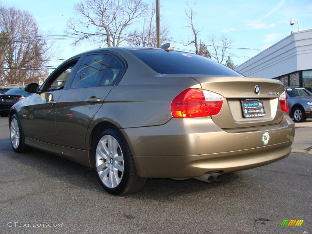 2006 sonora metallic bmw 3 series 325xi sedan 59242491 photo 2 car color. Black Bedroom Furniture Sets. Home Design Ideas