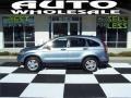 2010 Glacier Blue Metallic Honda CR-V EX  photo #1