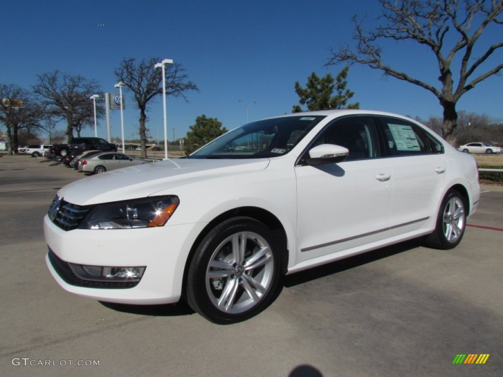 2012 candy white volkswagen passat tdi se 59242891 car color galleries. Black Bedroom Furniture Sets. Home Design Ideas