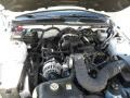 2007 Performance White Ford Mustang V6 Premium Convertible  photo #15