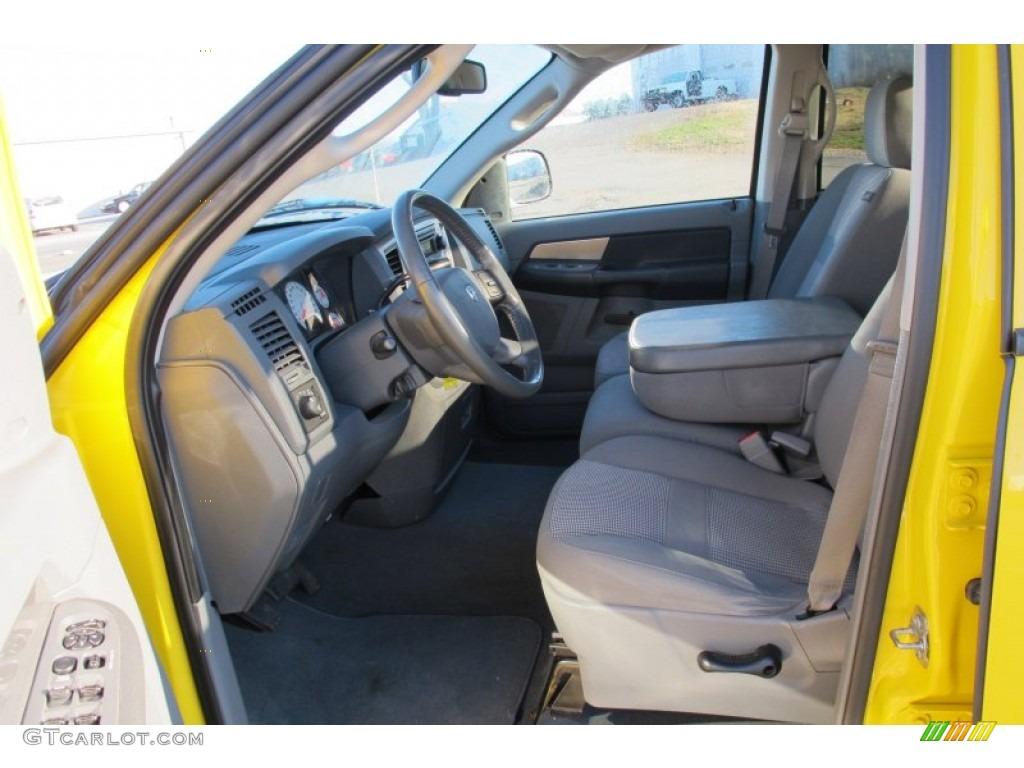 2007 Dodge Ram 1500 Big Horn Edition Quad Cab 4x4 Interior Photo 59295735