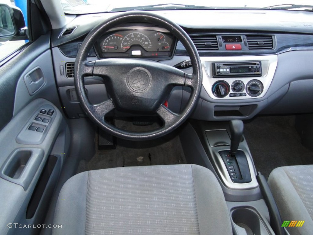 2004 mitsubishi lancer es gray dashboard photo 59306564. Black Bedroom Furniture Sets. Home Design Ideas