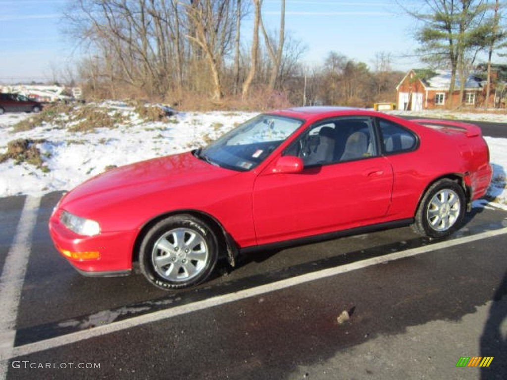 Milano Red 1992 Honda Prelude Si Exterior Photo #59309420 ...