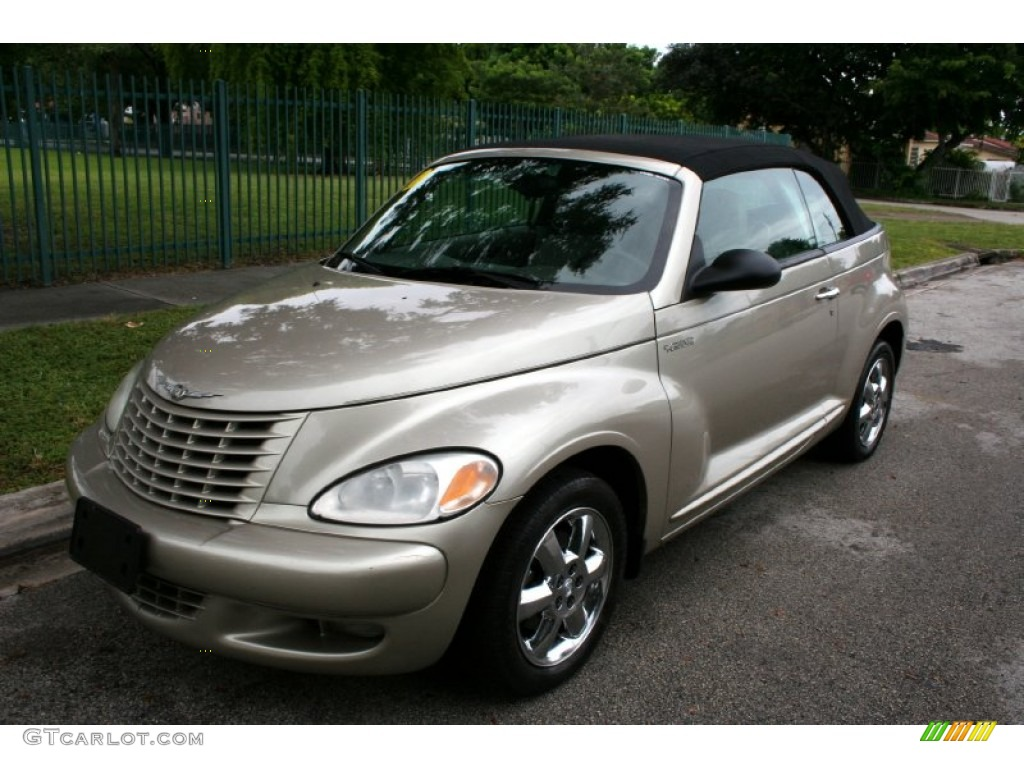linen gold metallic pearl 2005 chrysler pt cruiser touring. Black Bedroom Furniture Sets. Home Design Ideas